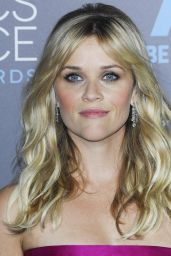 Reese Witherspoon - 2015 Critics Choice Movie Awards in Los Angeles