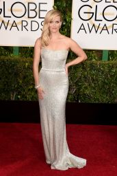 Reese Witherspoon – 2015 Golden Globe Awards in Beverly Hills