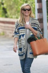 Reese Witherspoon - Out in Beverly Hills, January 2015