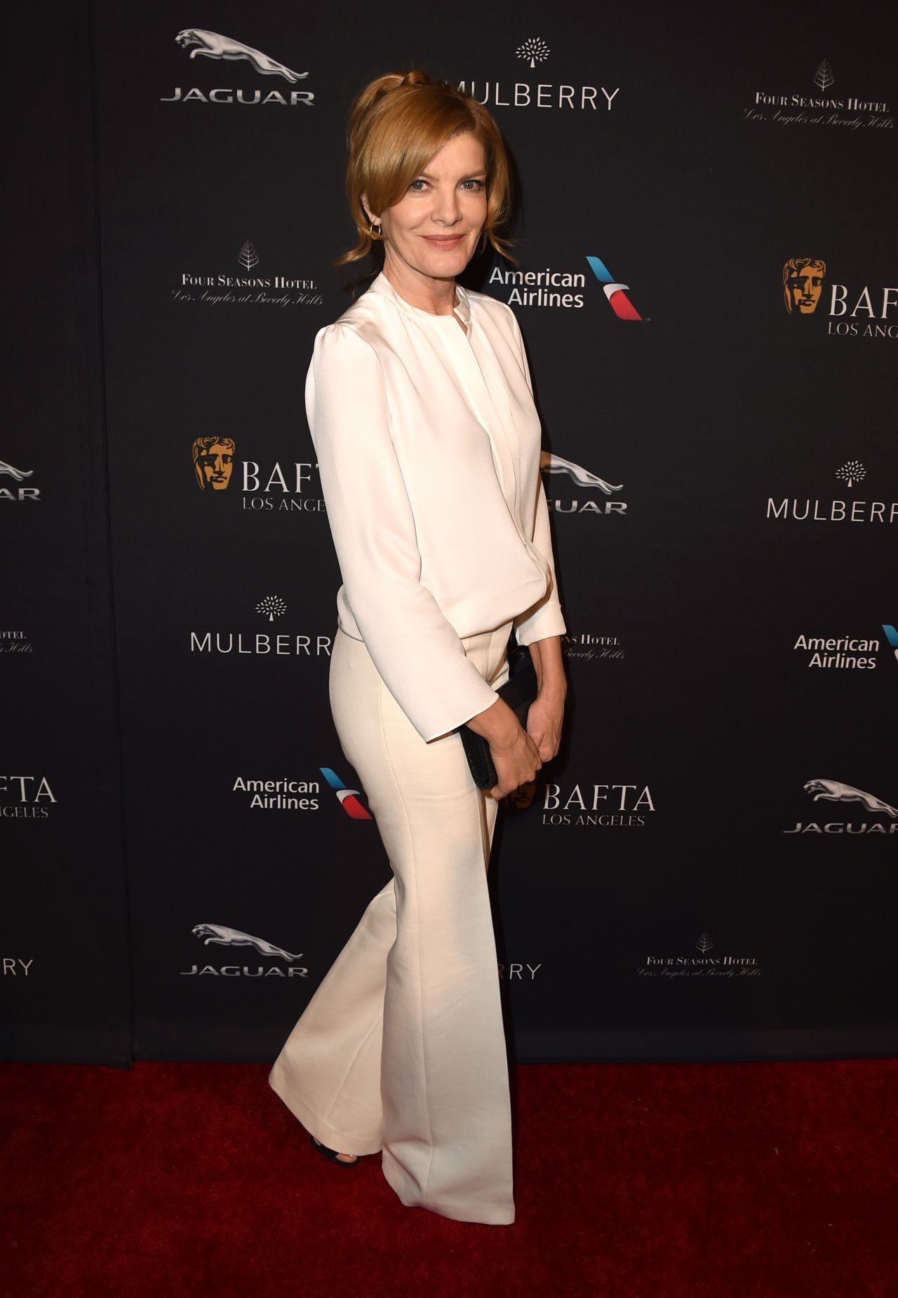Rene Russo – 2015 BAFTA Tea Party in Los Angeles