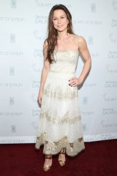 Rhona Mitra - The Art of Elysium Heaven Gala in Los Angeles - Jan. 2015