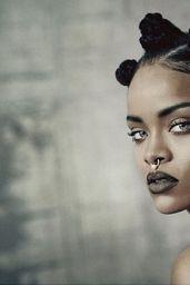Rihanna Pics - i-D magazine, January 2015