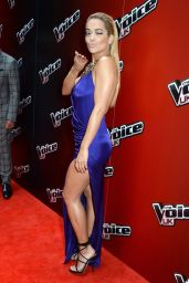 Rita Ora - The Voice UK Series 4 Launch Photocall in London