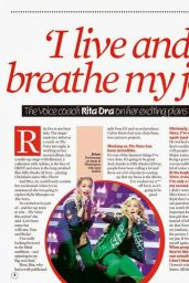 Rita Ora – TV Extra Magazine - January 2015 Issue