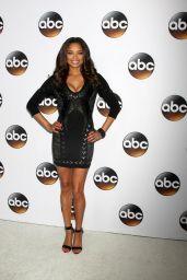 Rochelle Aytes - 2015 Disney ABC TCA Winter Press Tour in Pasadena