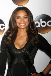 Rochelle Aytes - 2015 Disney ABC TCA Winter Press Tour in Pasadena