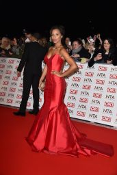 Rochelle Humes – 2015 National Television Awards in London