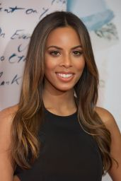 Rochelle Humes - Brit Awards 2015 Nominations in London