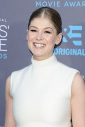 Rosamund Pike – 2015 Critics Choice Movie Awards in Los Angeles