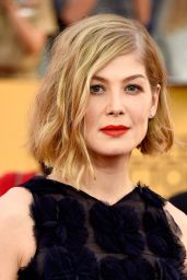 Rosamund Pike – 2015 SAG Awards in Los Angeles
