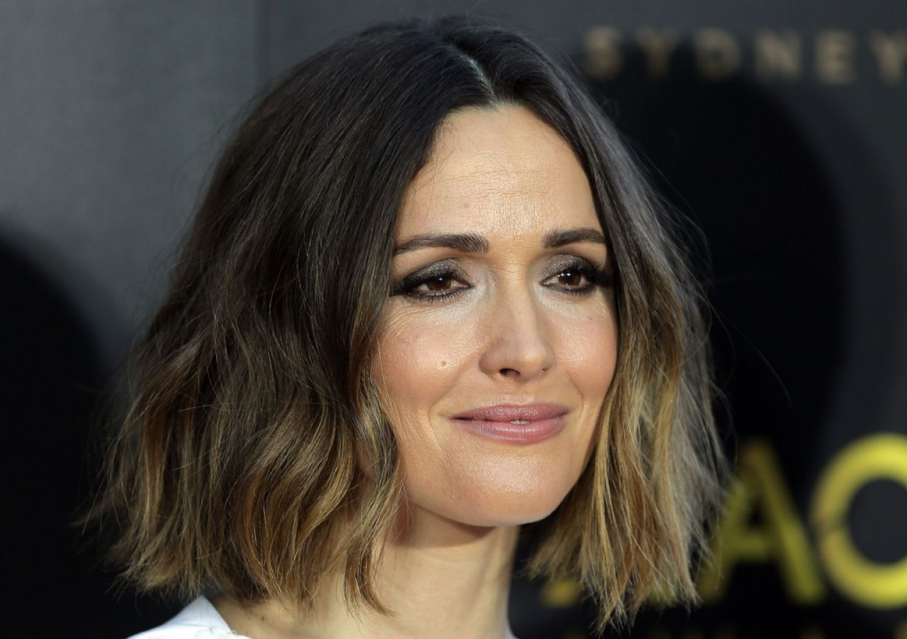 Rose Byrne Aacta Awards Ceremony Sydney