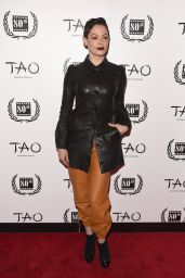 Rose McGowan - 2014 New York Film Critics Circle Awards in New York City
