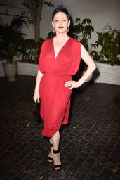 Rose McGowan – W Magazine Celebrates Golden Globes Week 2015 in Los Angeles