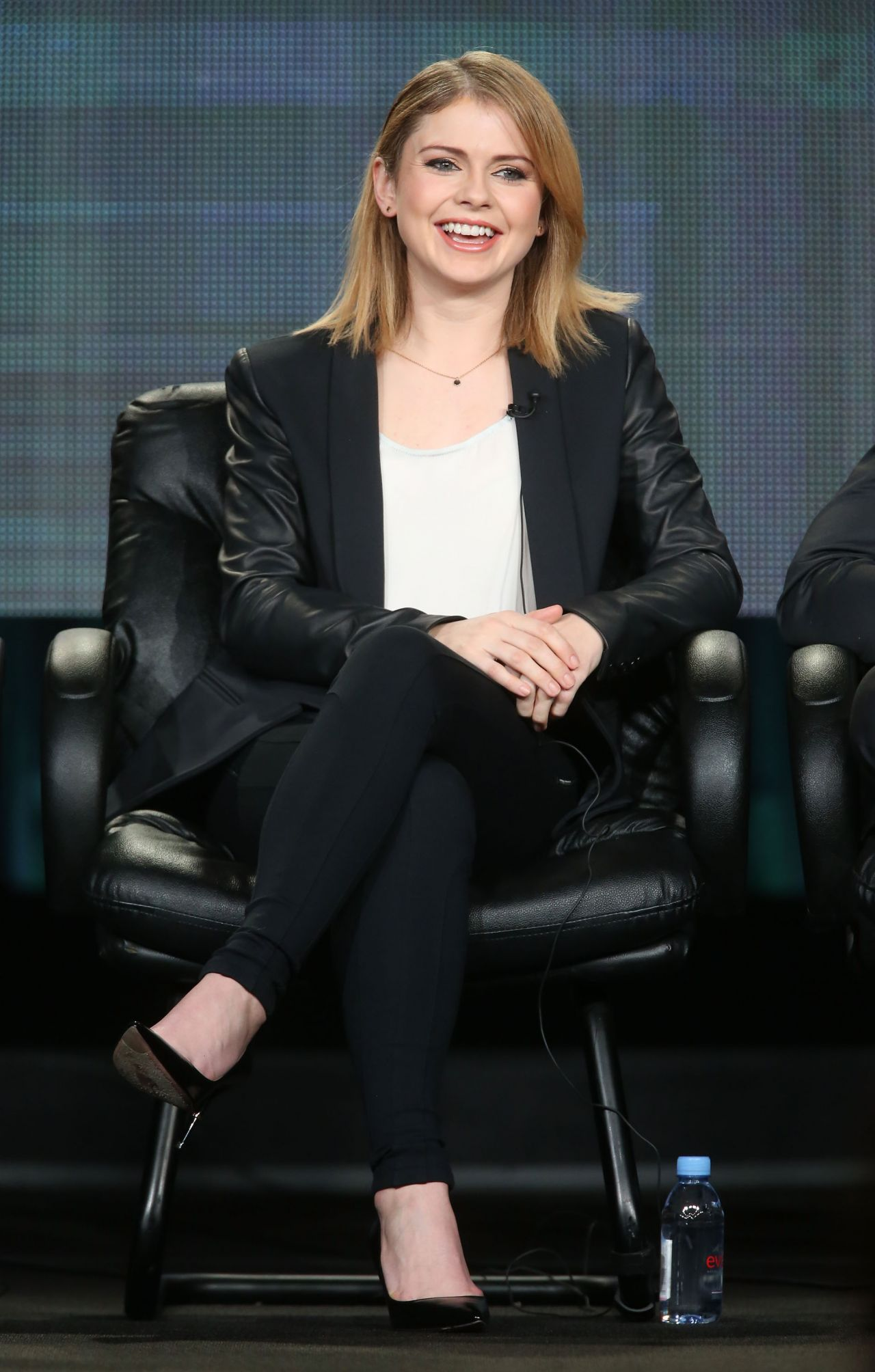 Rose Mciver Izombie Panel Tca Press Tour In Pasadena