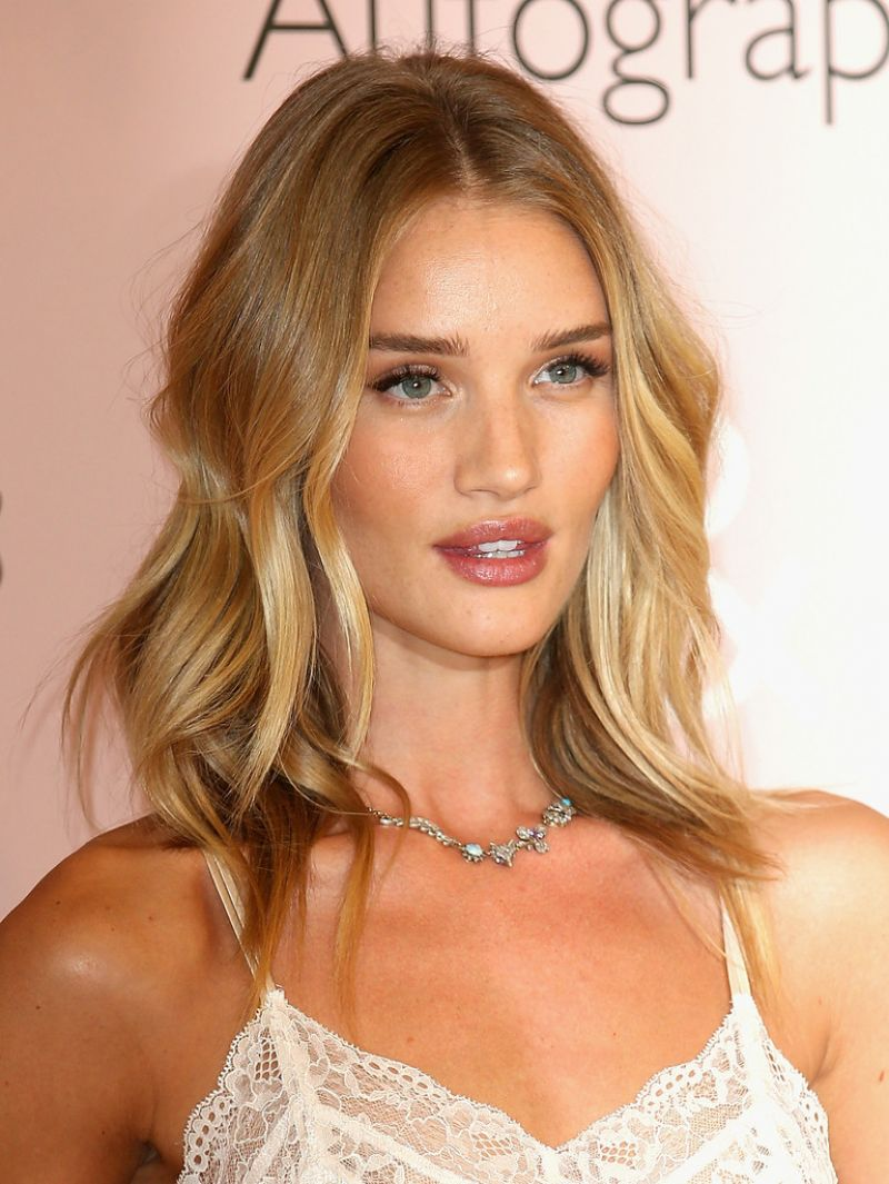 Rosie Huntington-Whiteley – Launches Her New Fragrance for M&S in ...