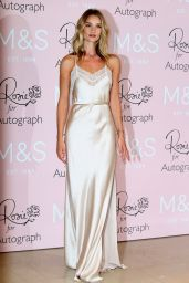 Rosie Huntington-Whiteley - Launches Her New Fragrance for M&S in London - January 2015