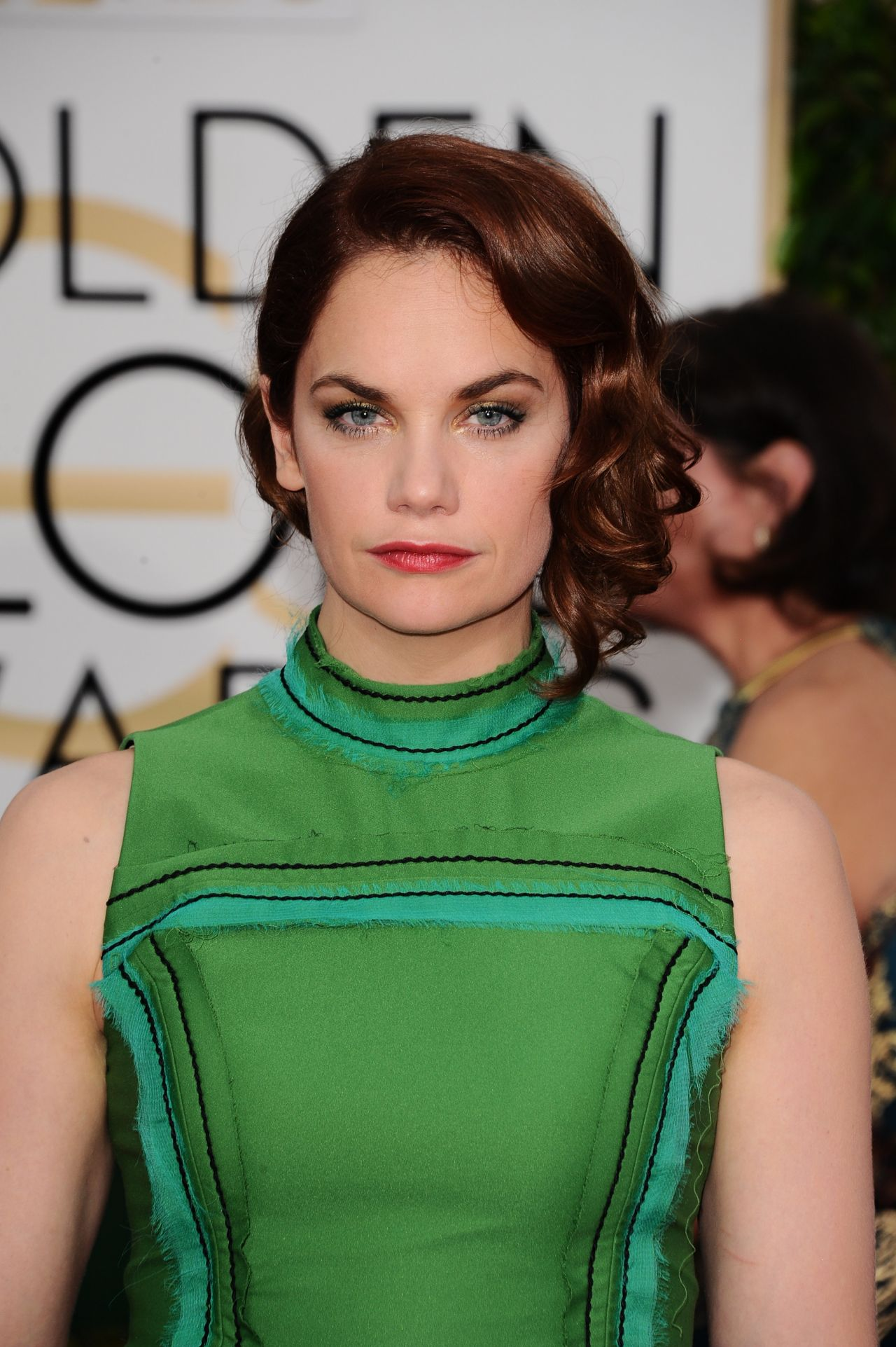 Ruth Wilson: 2015 Golden Globe Awards In Beverly Hills