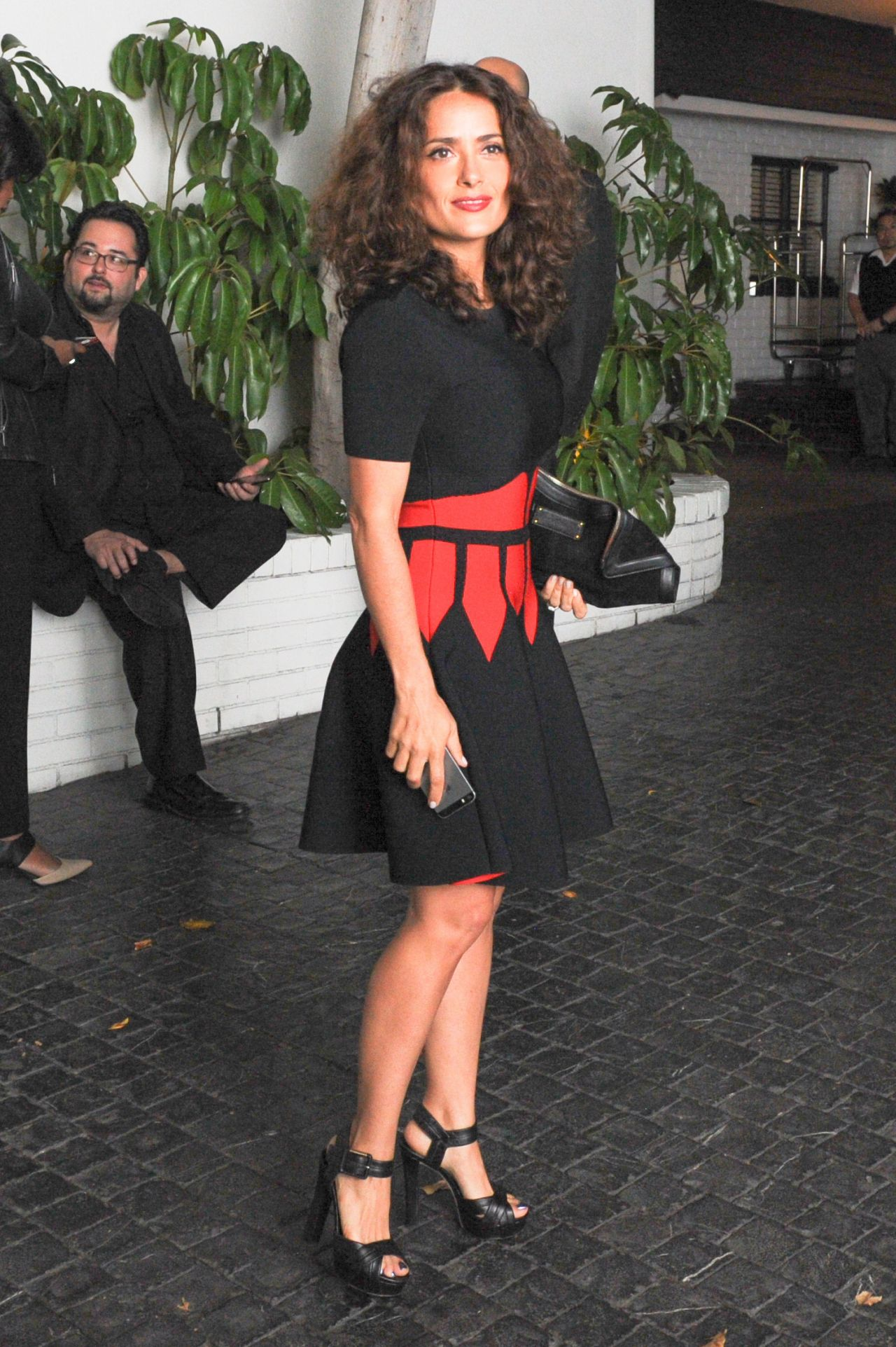 Salma Hayek – W Magazine Celebrates Golden Globes Week 2015 in Los Angeles