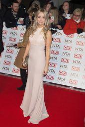Sammy Winward – 2015 National Television Awards in London