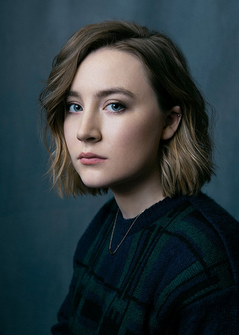 Saoirse Ronan Brooklyn Portraits At Sundance 2015 In