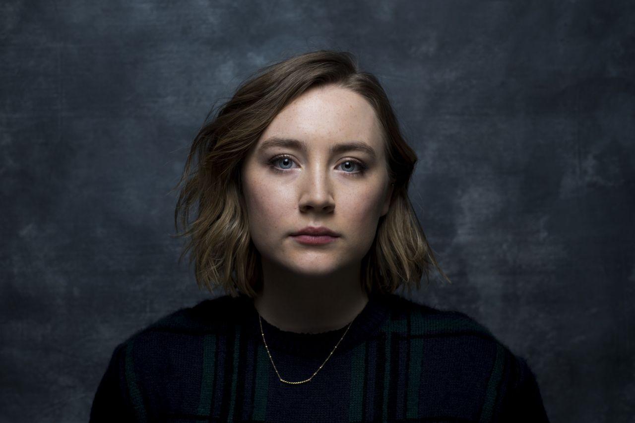 Saoirse Ronan – 'Brooklyn' Portraits at Sundance 2015 in Park ...