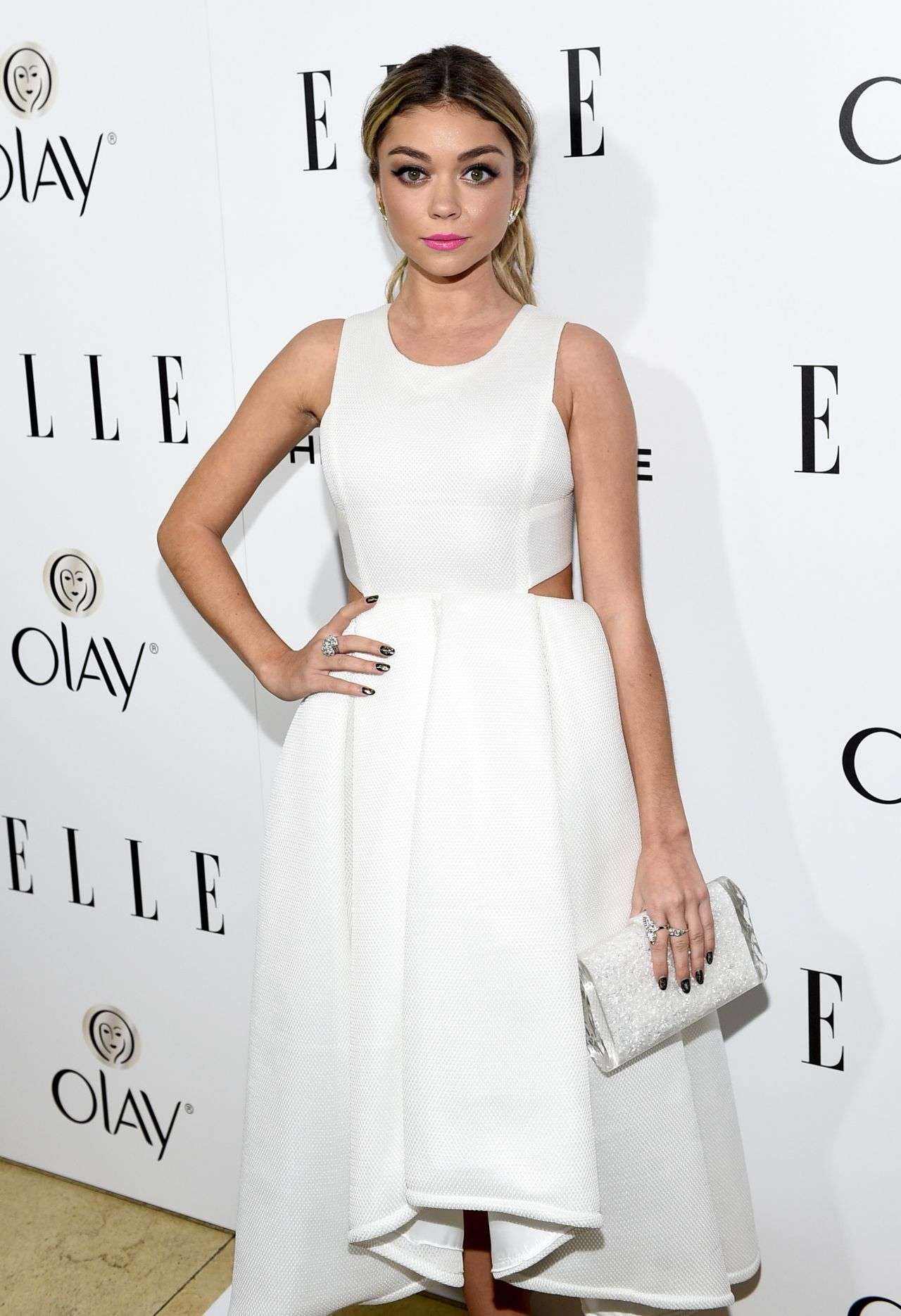 Sarah Hyland – ELLE 2015 Annual Women in TV Celebration in Los Angeles