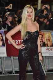 Sarah Jayne Dunn – 'Mortdecai' Premiere in London