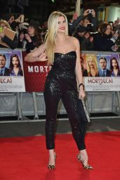 Sarah Jayne Dunn – 'Mortdecai' Premiere in London