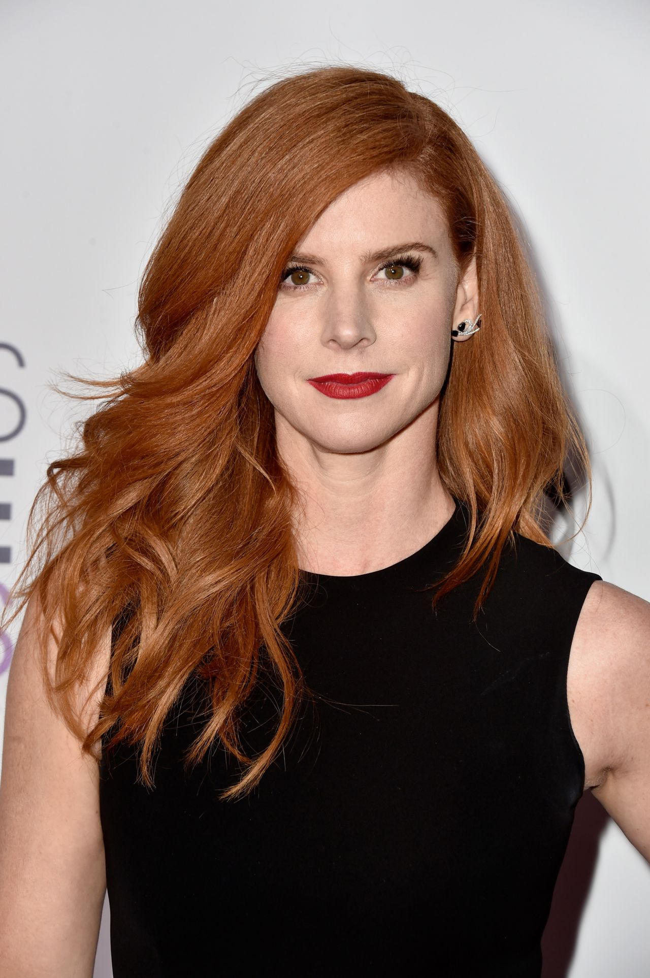 Sarah Rafferty – 2015 People's Choice Awards in Los Angeles