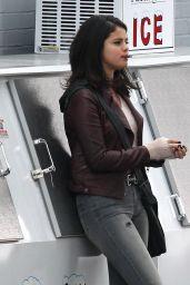 Selena Gomez - Filminig