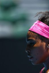 Serena Williams - 2015 Australian Open in Melbourne - Round 2