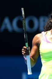 Serena Williams - 2015 Australian Open in Melbourne - Round 2