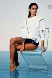Shanina Shaik  - Harper