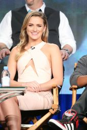 Shantel VanSanten - The Messenger Panel TCA Press Tour in Pasadena