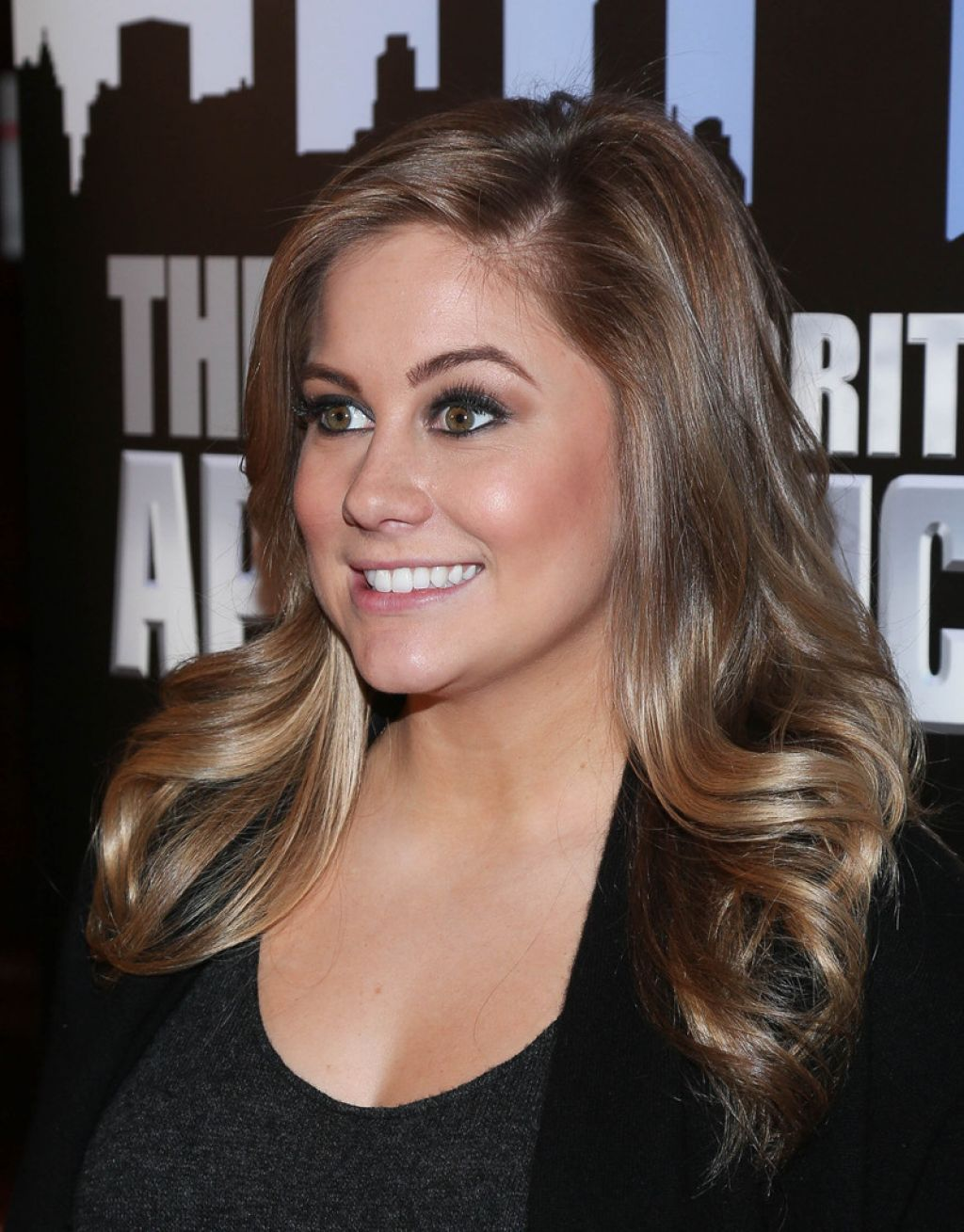 Shawn Johnson Celebrity Apprentice Red Carpet Event In