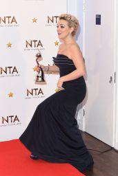 Sheridan Smith - 2015 National Television Awards in London