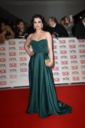 Shona McGarty – 2015 National Television Awards in London