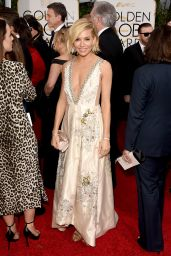Sienna Miller – 2015 Golden Globe Awards in Beverly Hills