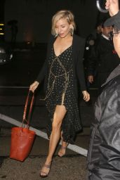Sienna Miller Night Out Style - Craig