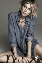 Sienna Miller - Observer Magazine January 2015 Photos
