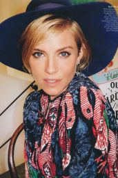 Sienna Miller – Vogue Magazine - January 2015