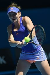 Simona Halep – 2015 Australian Open in Melbourne, Day 1