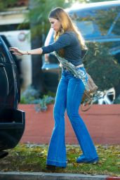 Sofia Vergara Booty in Jeans - Out in Los Angeles, Jan 2015