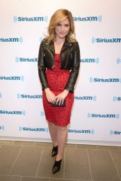 Sophia Bush Photos - SiriusXM Studios in NYC, January 2015