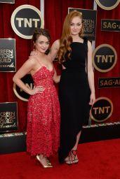 Sophie Turner – 2015 SAG Awards in Los Angeles