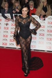 Stephanie Davis – 2015 National Television Awards in London