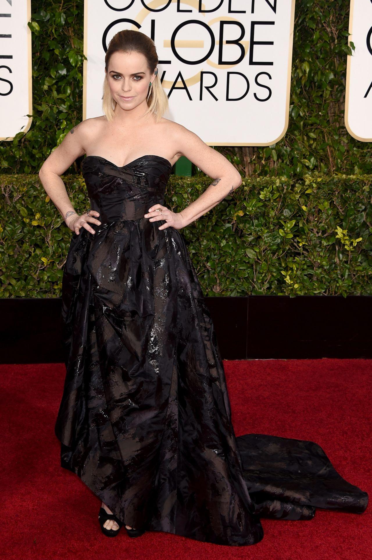 Taryn Manning – 2015 Golden Globe Awards in Beverly Hills