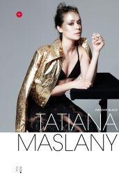 Tatiana Maslany - ELLE Magazine February 2015 issue