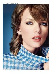 Taylor Swift - Grazia Magazine (Italy) February 2015 Issue