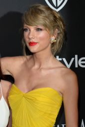 Taylor Swift - InStyle And Warner Bros. 2015 Golden Globe Awards Post-Party